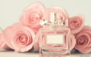 ローズ&ピーチ香りイメージ