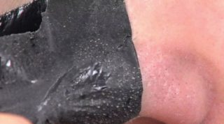 毛穴の黒ずみをとる強力パック
