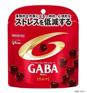 GABAチョコレート
