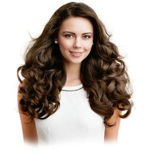 女性の髪07