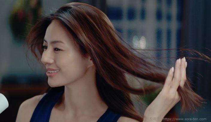 女性の髪の毛25