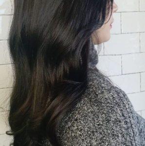 女性の髪の毛30