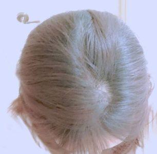 女性の髪の毛33