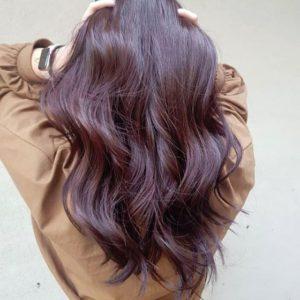 女性の髪の毛28