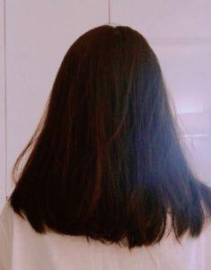 女性の髪の毛35